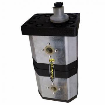 Idraulica Pompa a Mano a Doppio Effetto Dw 25 Ccm Ohnestahltank - con Leva
