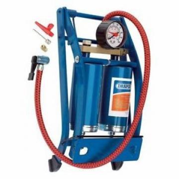 Doppia Pompa Pistone Idraulico Manuale Per Pistoni 8 Tonnellate