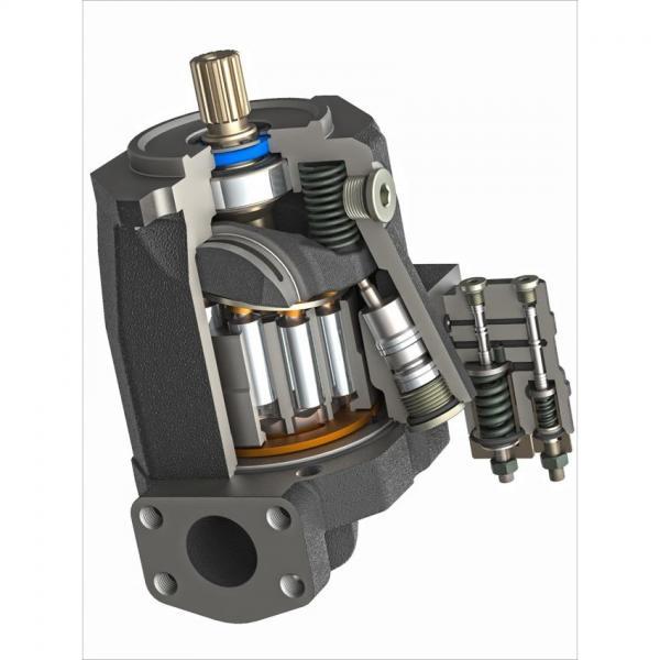 4L 12V Volt Pompa Idraulica Gruppo Oleodinamica Singolo Effetto Riparare Auto