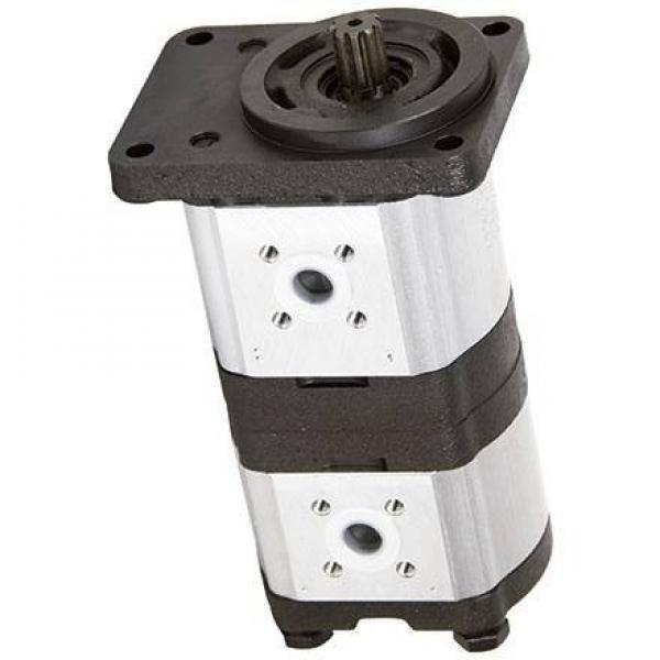 Parker Idraulico Doppio Cambio Pompa- 3339521057 Per A M-TRAK Trapano Rig